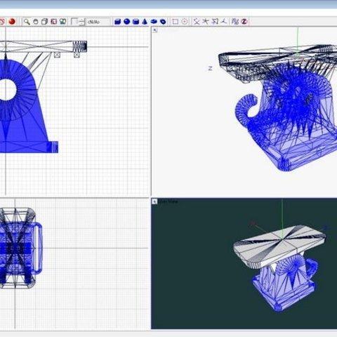 3ddb5f85cad7b348bd5d52b97e624b9a_display_large.jpg Télécharger fichier STL gratuit Mini kit de montage de caméra pour casque de vélo • Modèle pour impression 3D, 3dxl