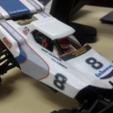 Free 3D printer files TAMIYA BOOMERANG 1:24 scale kit for SUBOTECH, 3dxl