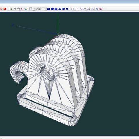 b3fd481879eef91e5afa8fb83275053d_display_large.jpg Télécharger fichier STL gratuit Mini kit de montage de caméra pour casque de vélo • Modèle pour impression 3D, 3dxl