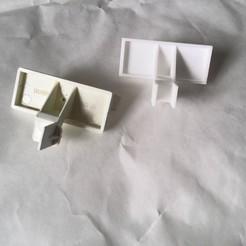 Archivos STL botón de reemplazo capó pieza, cat3dprint