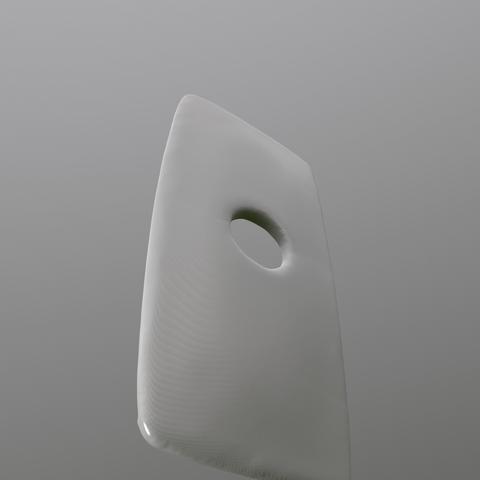 screenshot000.png Download OBJ file toilet bowl cover 26cm width • 3D print model, cat3dprint