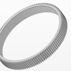 Archivos 3D anillo de enfoque, cat3dprint