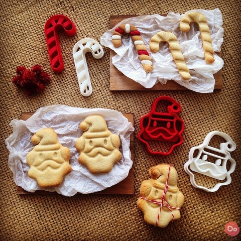 candy_cane_cookie_cutter_3.jpg Télécharger fichier STL gratuit Candy Cane Cookie Cutter • Design à imprimer en 3D, OogiMe
