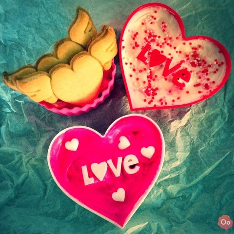 Free 3d printer model Heart Bowl with Love, OogiMe