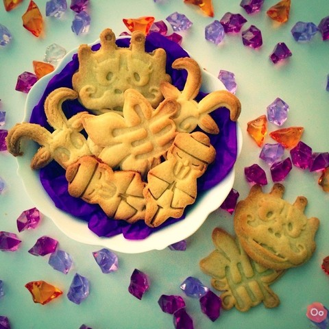 IMG_8464.jpg Download free STL file Chinese Dragon Cookie Cutter • 3D print object, OogiMe
