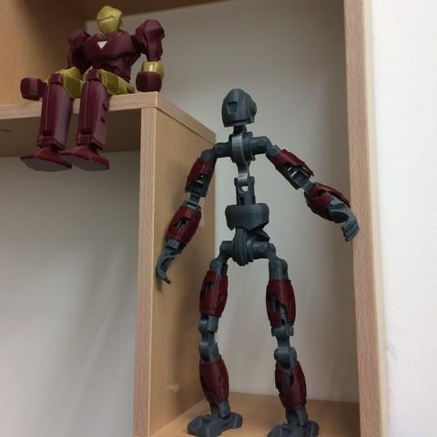 3D print Robot ・ Cults