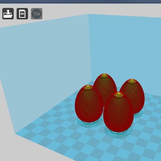 MA_Screenshot.jpg Télécharger fichier STL gratuit (Pâques) Oeuf • Modèle à imprimer en 3D, MarcoAlici