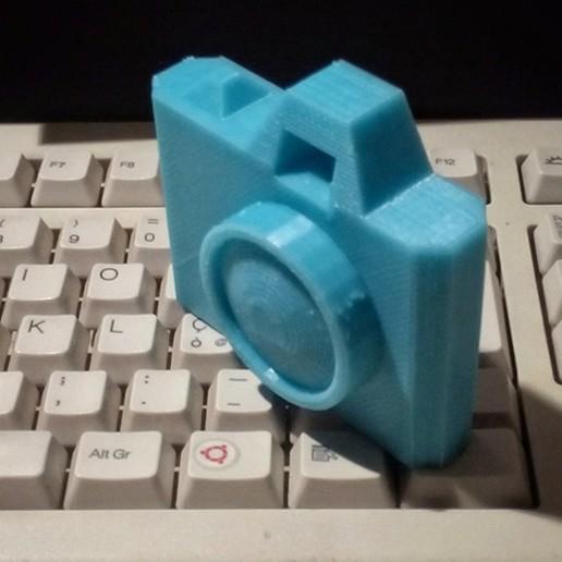 Télécharger fichier impression 3D gratuit Caméra jouet, MarcoAlici