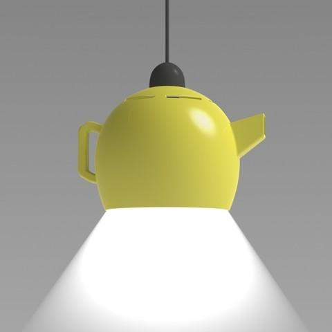 3d printer designs teapot holder XL, valentinf