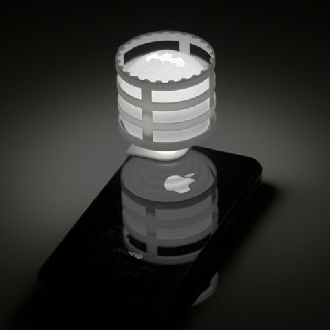 Free stl file Lightclip: Batman, Lab02