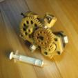 Free stl file Paste Extruder - 10 cc V2.1 - Extrudeuse a pâte, Shapescribe