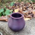 Download free 3D model LIttle Friendly Pot - Petit vase chaleureux, Shapescribe
