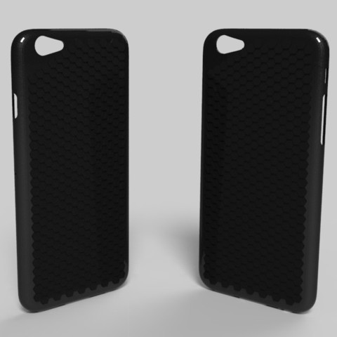 coque iphone 6 3D model, Guich