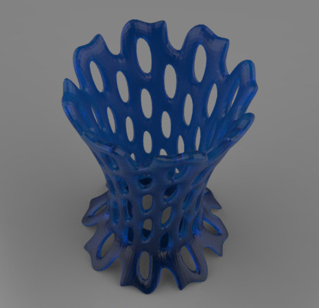 untitled.549.jpg Download STL file Lamp • Template to 3D print, Guich
