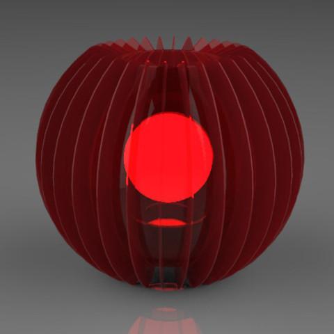 Download 3D printer files light, Guich