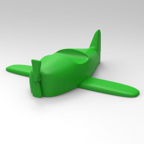 3d model plane, Guich