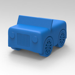 Download 3D printing designs motor vehicle, Guich