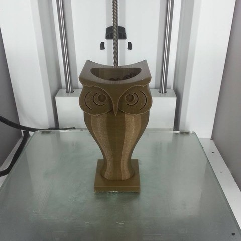 28.Labels_3D_printing_Oldenburg_architecture_models_candle_owl_big.jpg Download free STL file Candle owl • 3D printable template, 28Labels