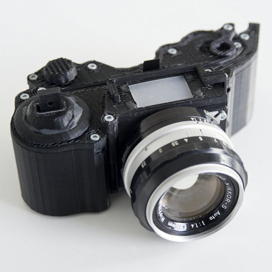 Sans_titre-1.jpg Download free STL file 3DPrinted Camera - Open Reflex • Object to 3D print, LeoM