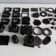 Free STL 3D Printed Pinhole Box, LeoM