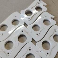 Download free 3D printing designs Savegrabber Lasercut Pattern, LeoM