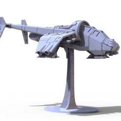 Descargar modelos 3D gratis Cañonera Albatros escala 28mm, jdteixeira