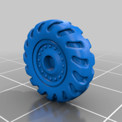 Download free 3D printing files Heavy Weapon Wheel, jdteixeira