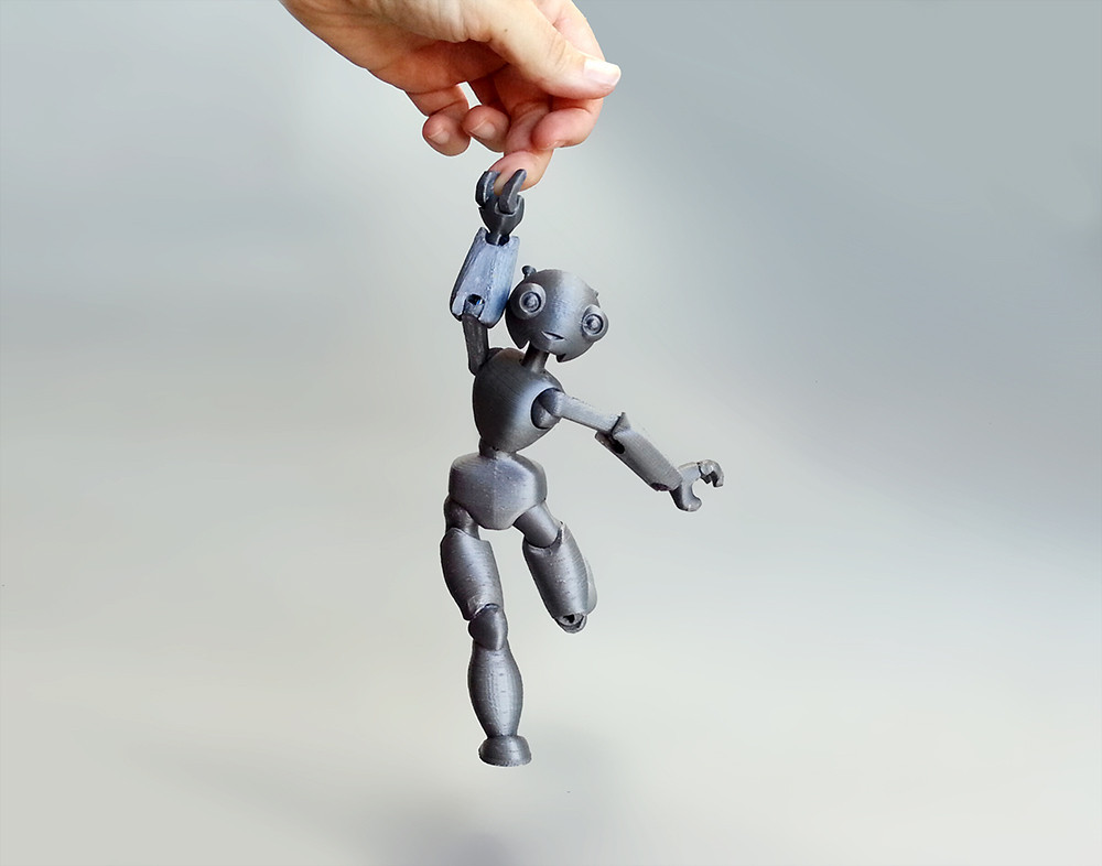 01_r__20141120_122640_BEST.jpg Download free STL file Jointed Robot • 3D printing design, Shira