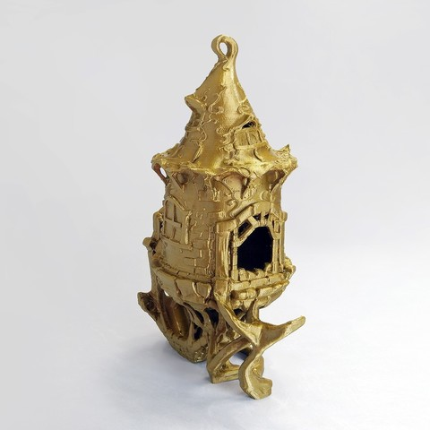 Download free STL file Birdhouse • 3D printable template, Shira