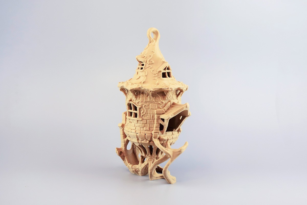 p004.jpg Descargar archivo STL Birdhouse -3 pieces • Objeto imprimible en 3D, Shira
