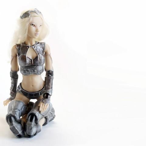 "00 lantea fdm.jpg Download STL file Jointed Doll ""Lantea"" • 3D printer model, Shira"