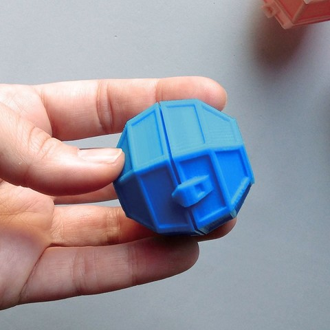 Download free STL file Small box with hinge • 3D printing object, Shira