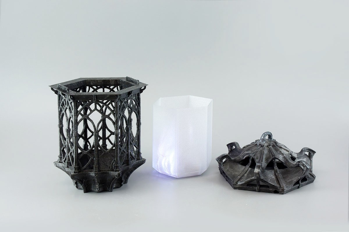 01DSC_7680p .jpg Download free STL file Gothic Lantern • 3D printing model, Shira