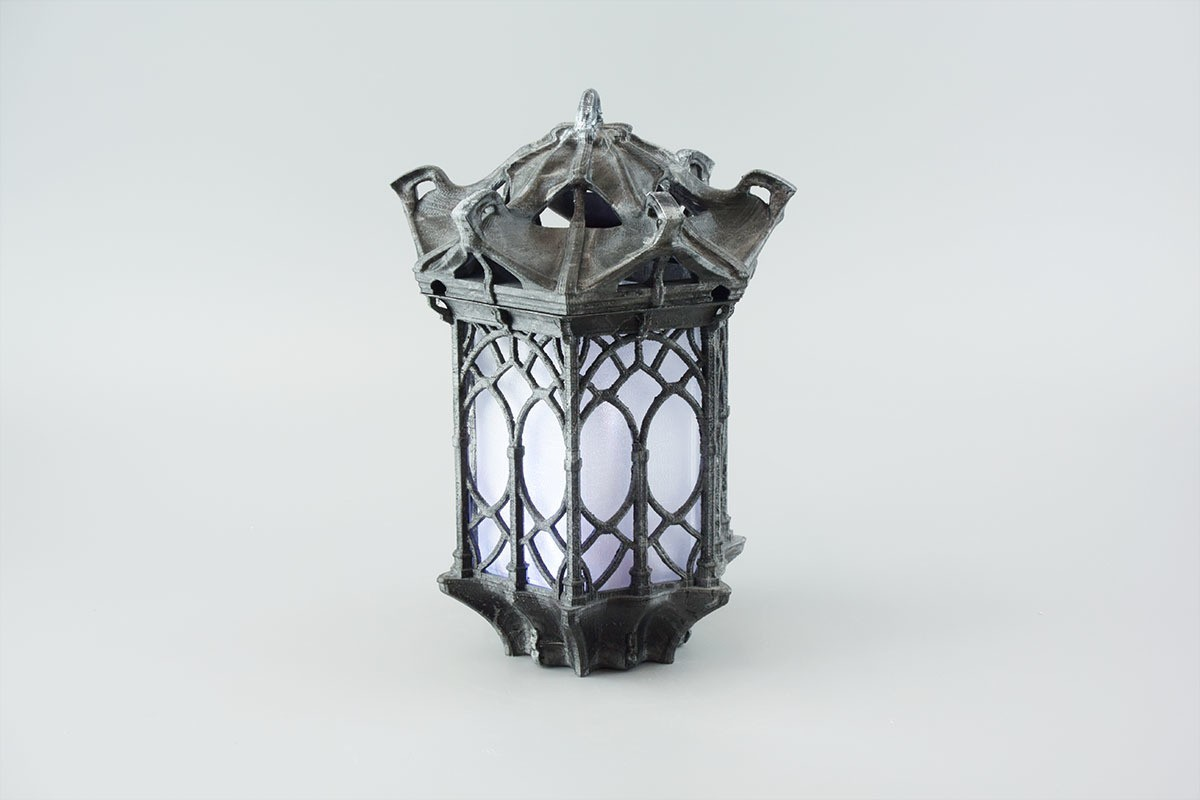 03DSC_7679p.jpg Download free STL file Gothic Lantern • 3D printing model, Shira