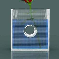 Download free 3D printer templates vase, chauvinxavier