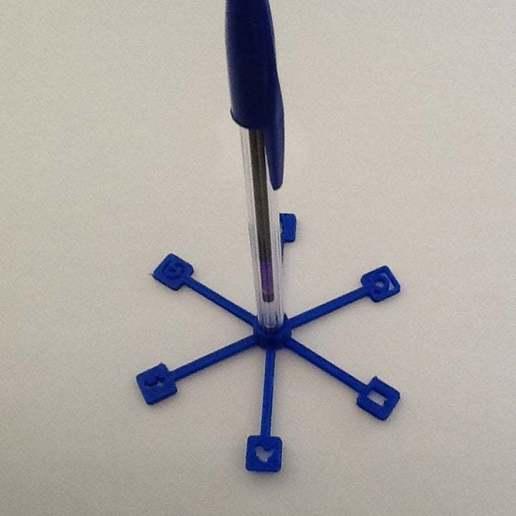 o_19icmevfbprnf8hhhjb5nkviv.JPG Download free STL file stand pen • 3D printable template, chauvinxavier
