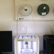 Free STL files Ultimaker 3 Spool System, WKC-Project
