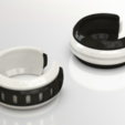 Descargar modelos 3D gratis Pulsera modular, DREIDK