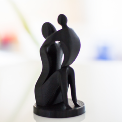 Free 3d print files Mother's Day Sculpture V2, WKC-Project