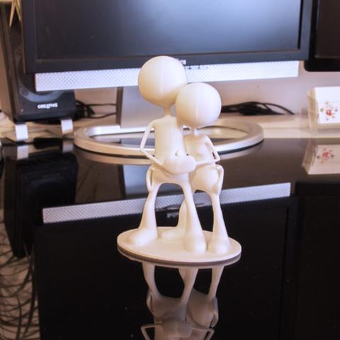 Download free 3D printing models MrSub and MrsSub, DREIDK