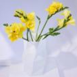 3D printer files Geometic vase, walktothehorizon