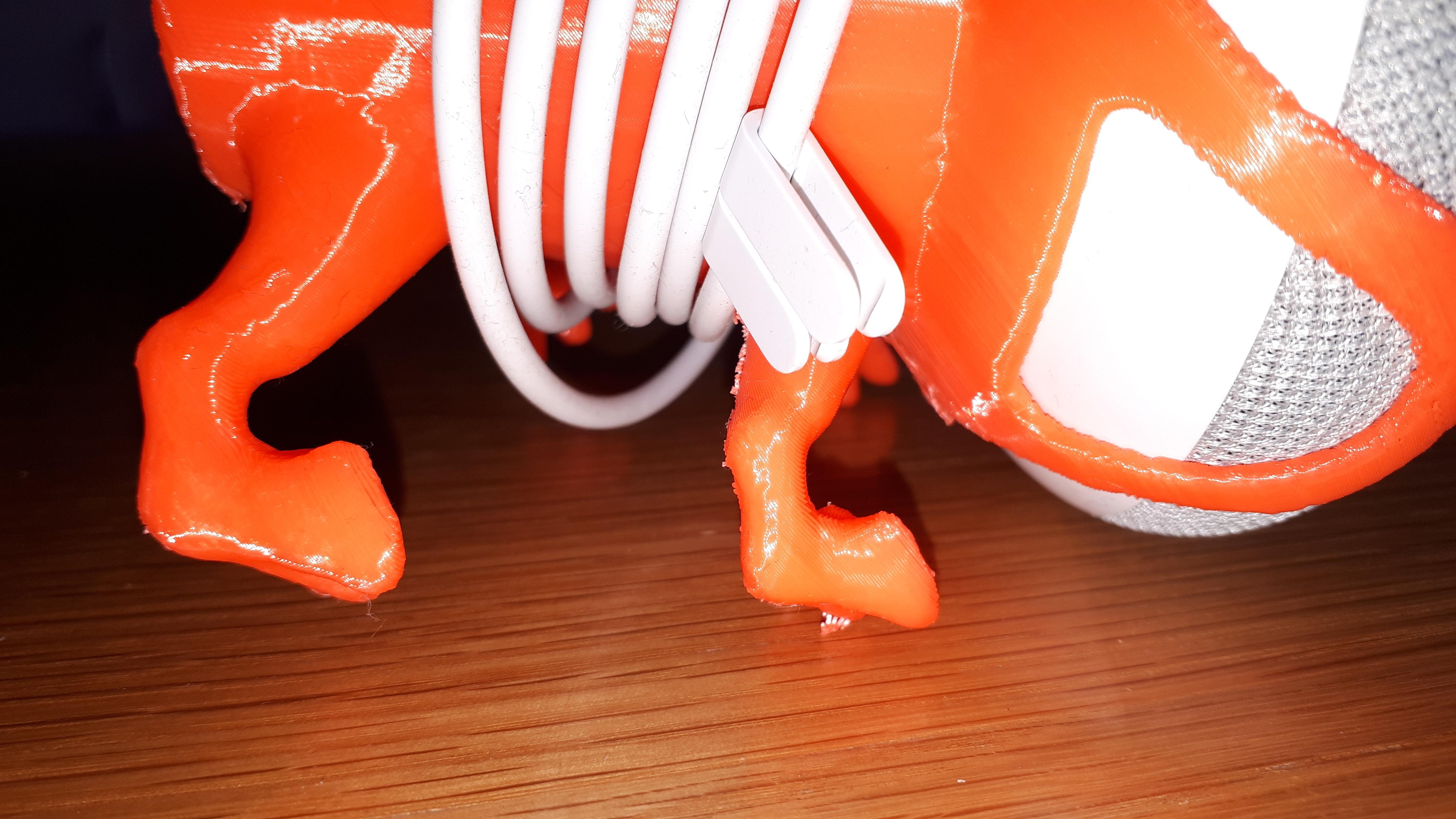 20200128_175416.jpg Télécharger fichier OBJ gratuit Google Home Mini Dog • Objet pour imprimante 3D, JakG