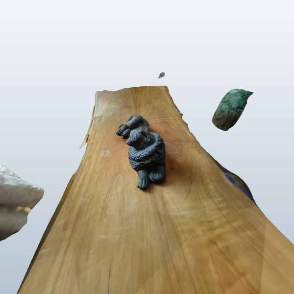 lion2Large.jpg Download free STL file Carved stone lion statue • 3D printing model, JakG