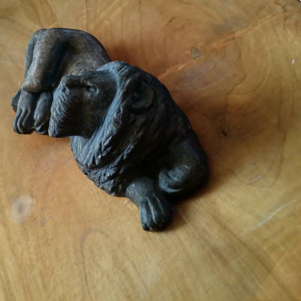 lion1Large.jpg Download free STL file Carved stone lion statue • 3D printing model, JakG