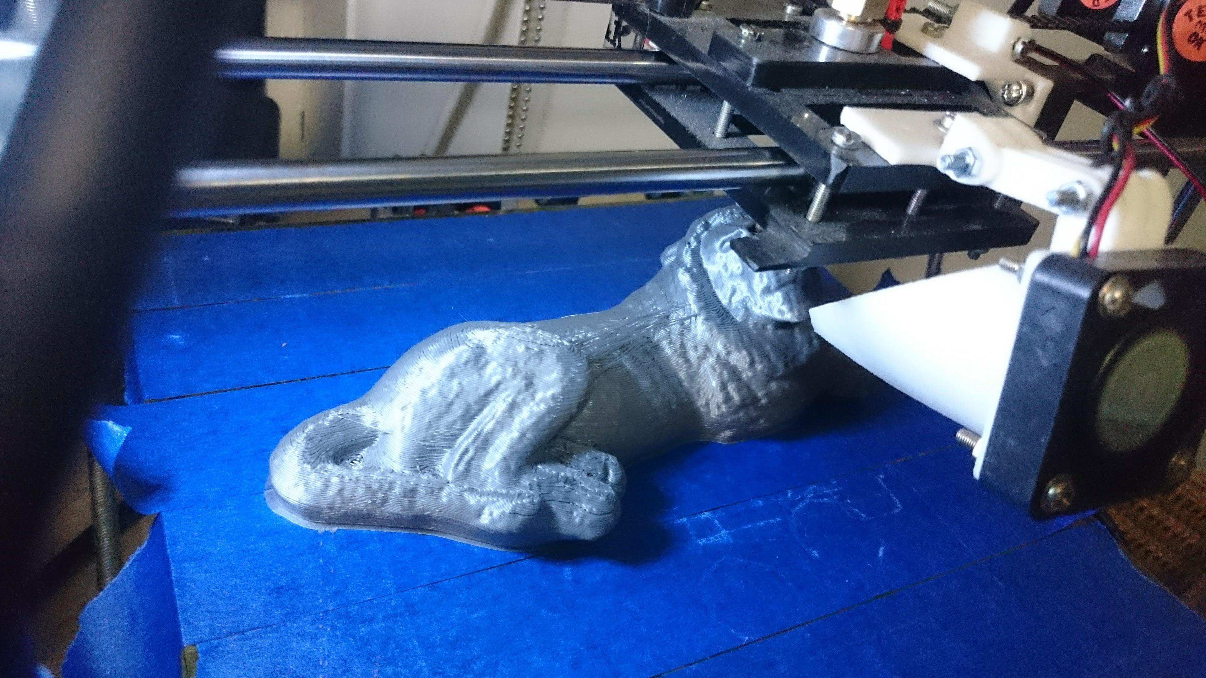 DSC_2832.JPG Download free STL file Carved stone lion statue • 3D printing model, JakG