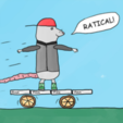Free 3d model Ratical, yourwildworld