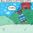 Free stl files Bull Dozer, yourwildworld