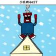 Free 3d printer designs Chimnast, yourwildworld