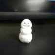 Free 3d printer files Low poly organic snowman, yourwildworld