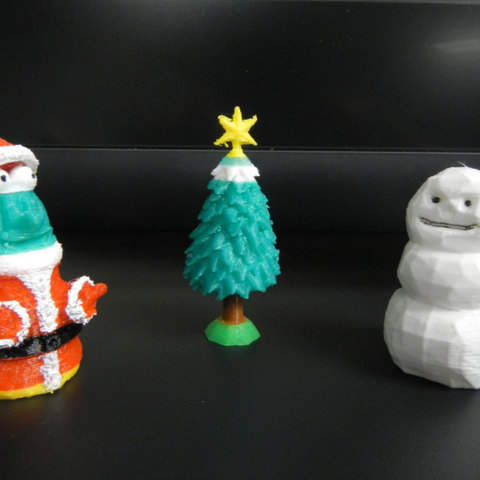 Free 3d print files Christmas Tree, yourwildworld